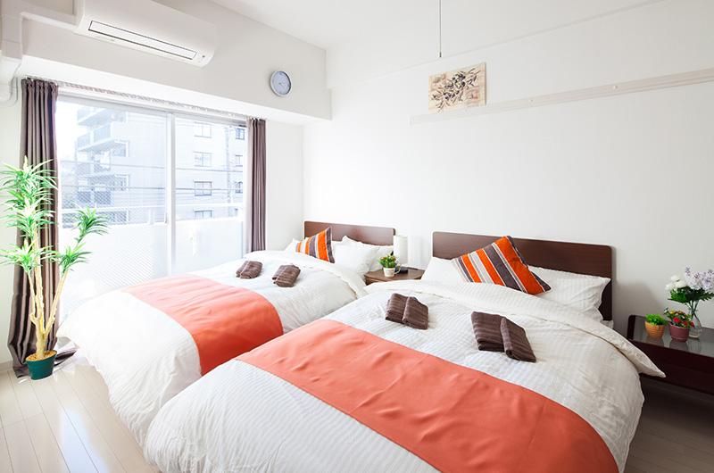 長期宿泊型施設客室清掃